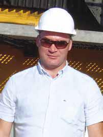 А.М. Глазырин, главный инженер ООО «Подводтрубопроводстрой»